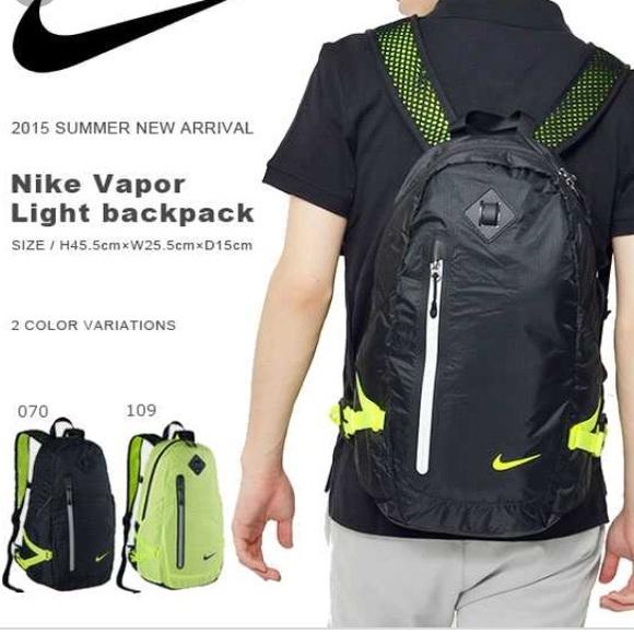 0daf6b42f107 Nike vapor light running backpack. M 5b12ecc99fe4866320e699aa